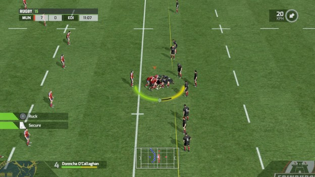 Rugby 15 Screenshot #6 for PS4