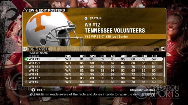 NCAA Football 09 Screenshot #546 for Xbox 360