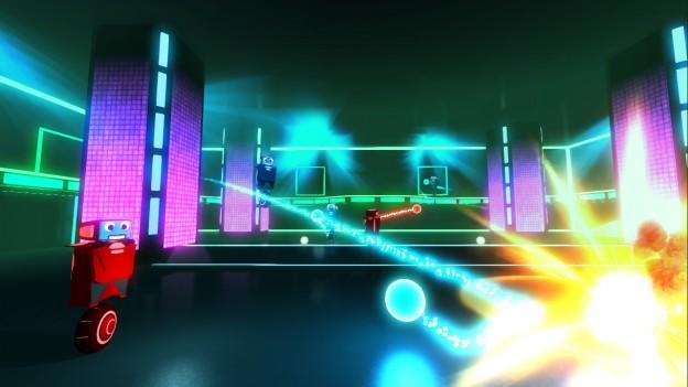 Robot Roller-Derby Disco Dodgeball Screenshot #5 for PC