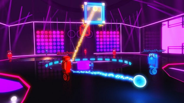 Robot Roller-Derby Disco Dodgeball Screenshot #6 for PC
