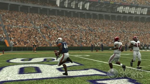 NCAA Football 09 Screenshot #547 for Xbox 360