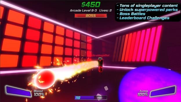 Robot Roller-Derby Disco Dodgeball Screenshot #9 for PC