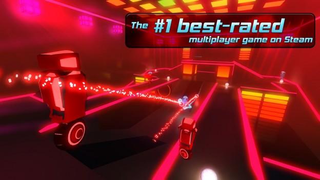 Robot Roller-Derby Disco Dodgeball Screenshot #10 for PC
