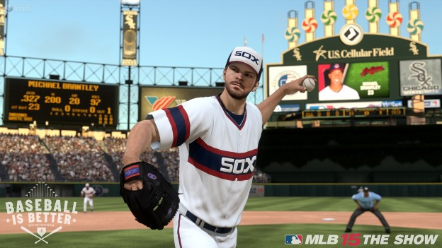 MLB 15 The Show Screenshot #119 for PS4