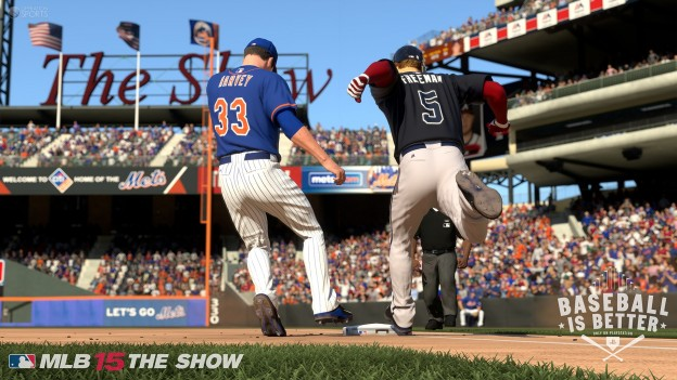 MLB 15 The Show Screenshot #124 for PS4