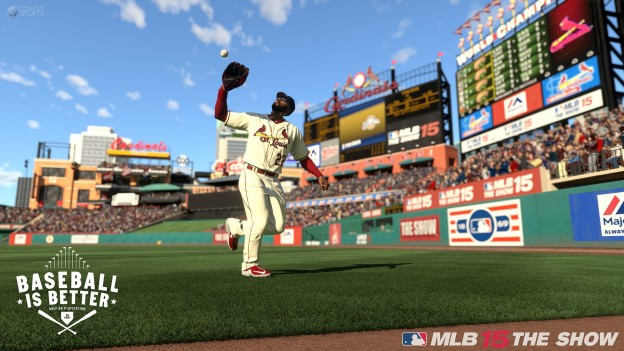 MLB 15 The Show Screenshot #125 for PS4