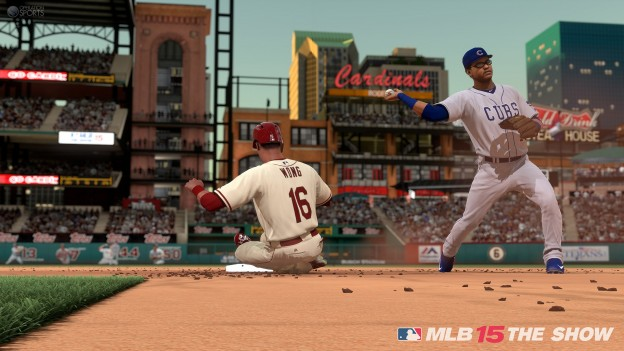 MLB 15 The Show Screenshot #126 for PS4