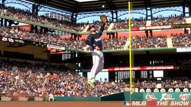 MLB 15 The Show Screenshot #130 for PS4
