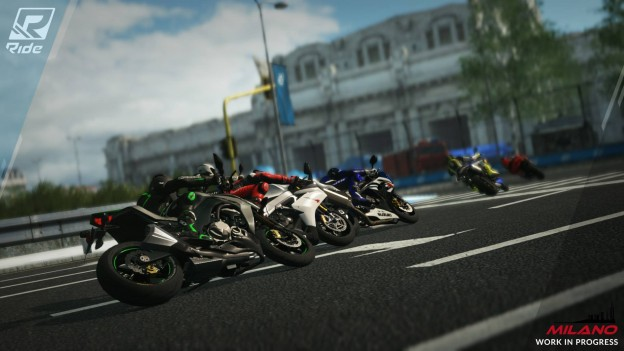 RIDE Screenshot #10 for PS4