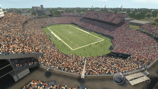 NCAA Football 09 Screenshot #551 for Xbox 360