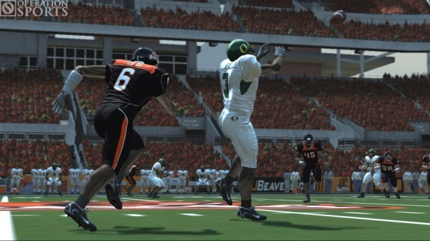 NCAA Football 08 Screenshot #9 for Xbox 360