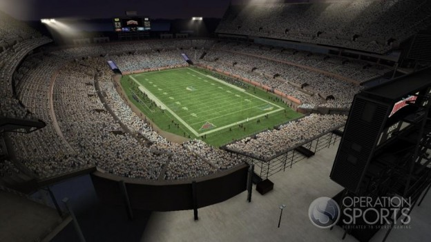 NCAA Football 09 Screenshot #555 for Xbox 360