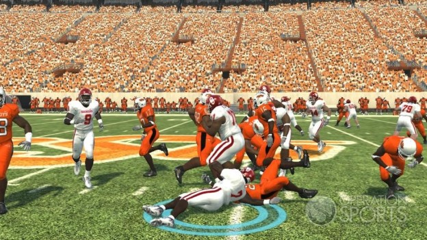 NCAA Football 09 Screenshot #556 for Xbox 360