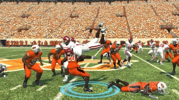 NCAA Football 09 Screenshot #558 for Xbox 360