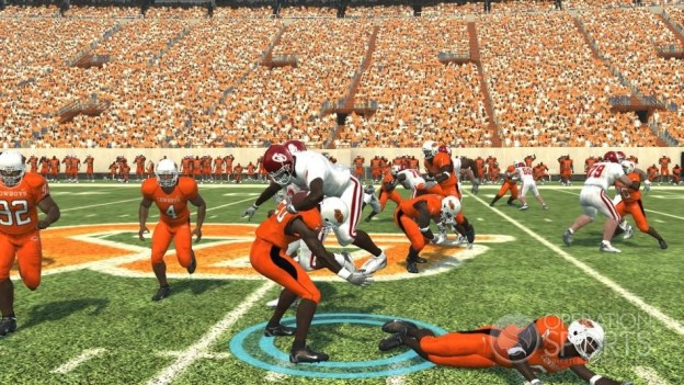 NCAA Football 09 Screenshot #559 for Xbox 360