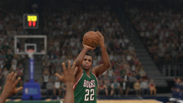 NBA 2K15 Screenshot #265 for PS4