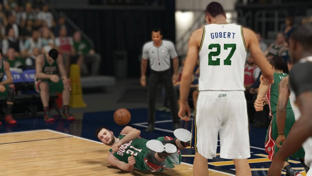 NBA 2K15 Screenshot #266 for PS4