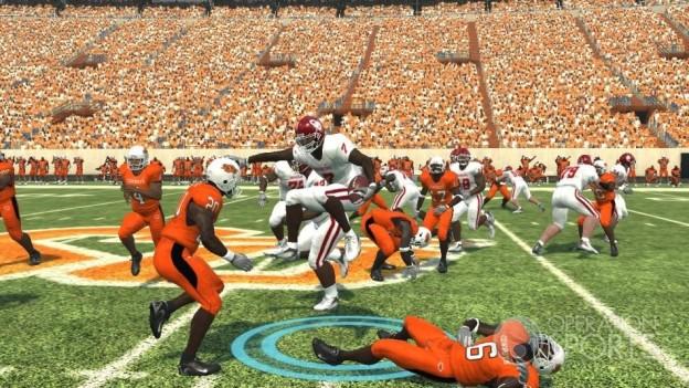 NCAA Football 09 Screenshot #560 for Xbox 360