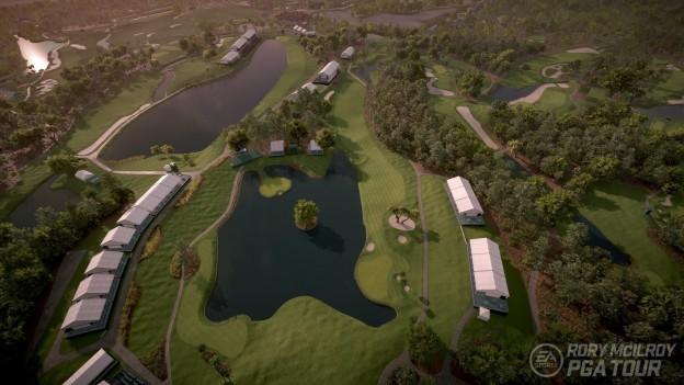 Rory McIlroy PGA TOUR Screenshot #32 for PS4