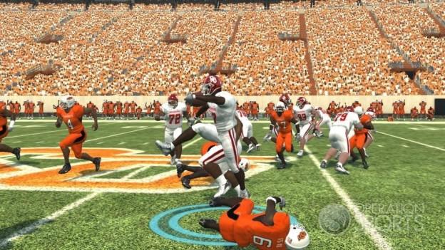 NCAA Football 09 Screenshot #561 for Xbox 360
