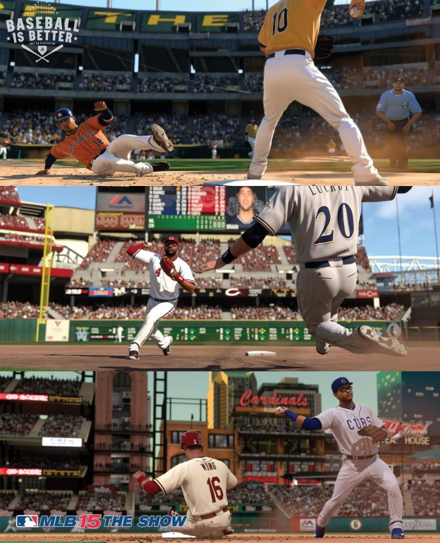 MLB 15 The Show Screenshot #135 for PS4