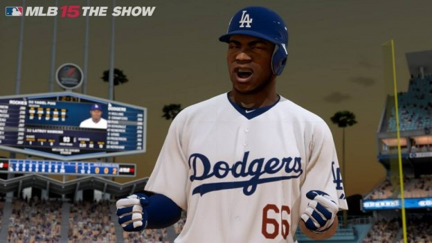 MLB 15 The Show Screenshot #137 for PS4