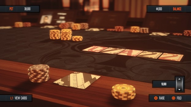 Pure Hold'em Screenshot #1 for PS4