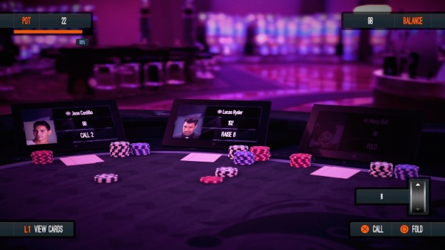 Pure Hold'em Screenshot #3 for PS4