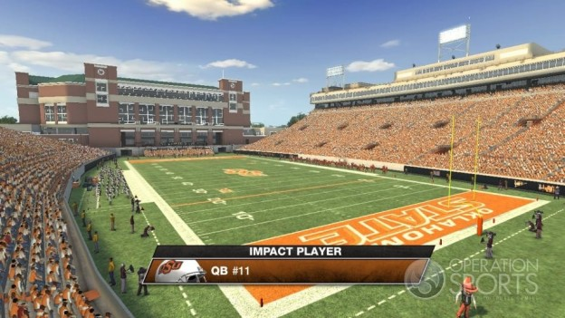 NCAA Football 09 Screenshot #563 for Xbox 360