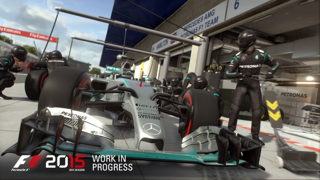 F1 2015 Screenshot #3 for Xbox One