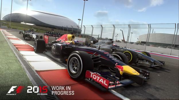 F1 2015 Screenshot #4 for Xbox One