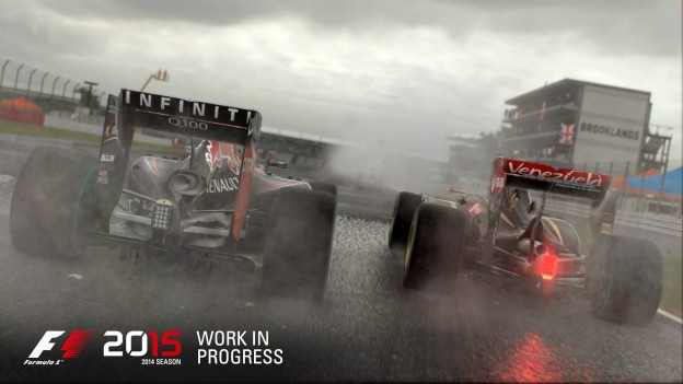 F1 2015 Screenshot #5 for Xbox One