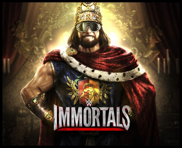 WWE Immortals Screenshot #8 for iOS