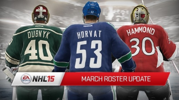 NHL 15 Screenshot #145 for PS4
