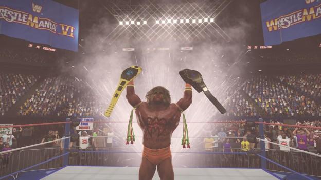 WWE 2K Screenshot #1 for iOS