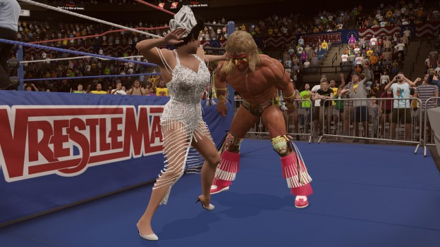 WWE 2K Screenshot #2 for iOS