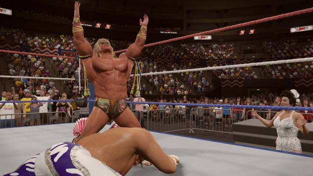 WWE 2K Screenshot #3 for iOS