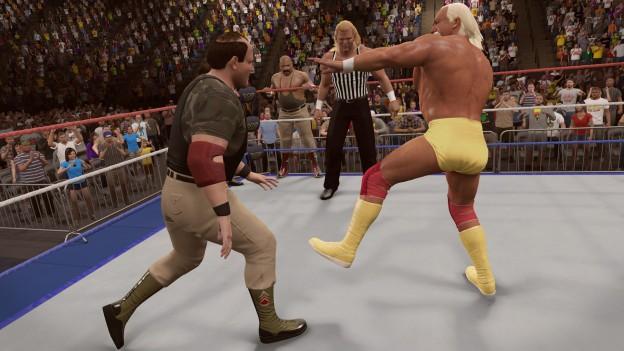WWE 2K Screenshot #5 for iOS