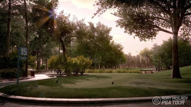 Rory McIlroy PGA TOUR Screenshot #41 for PS4