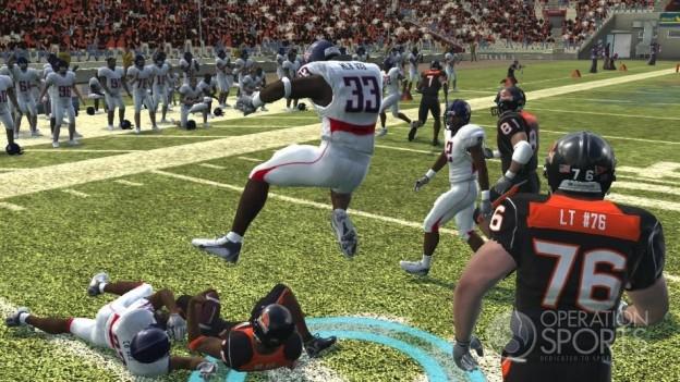 NCAA Football 09 Screenshot #568 for Xbox 360