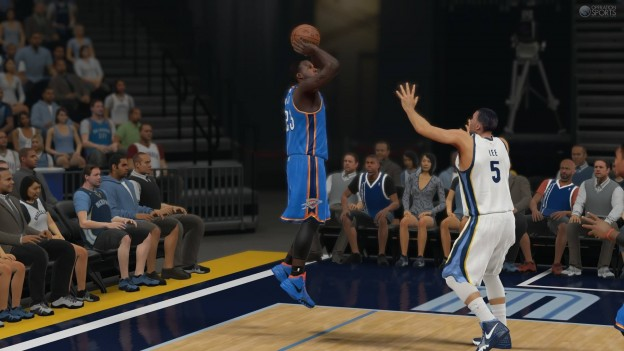 NBA 2K15 Screenshot #272 for PS4
