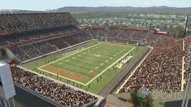 NCAA Football 09 Screenshot #572 for Xbox 360