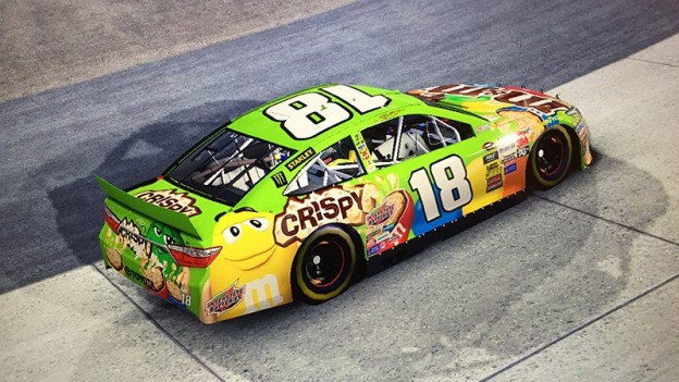 NASCAR '15 Screenshot #3 for Xbox 360