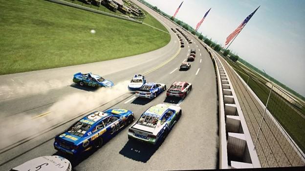NASCAR '15 Screenshot #7 for Xbox 360