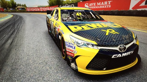 NASCAR '15 Screenshot #1 for PS3