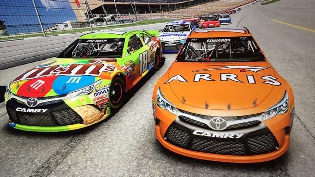 NASCAR '15 Screenshot #2 for PS3