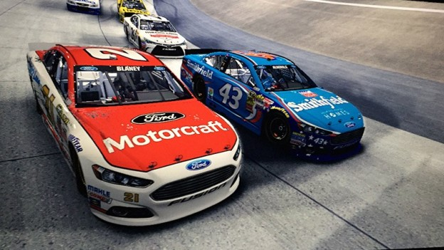 NASCAR '15 Screenshot #4 for PS3