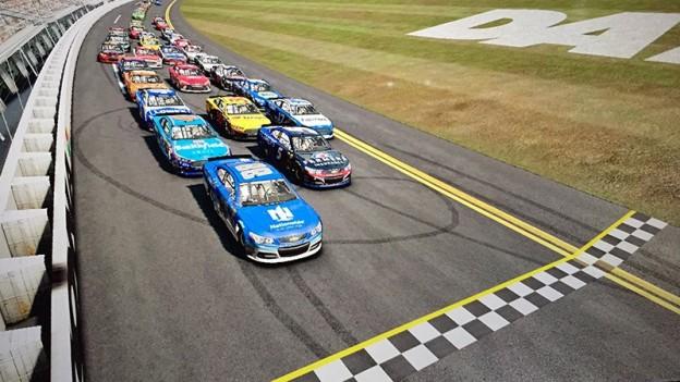 NASCAR '15 Screenshot #5 for PS3