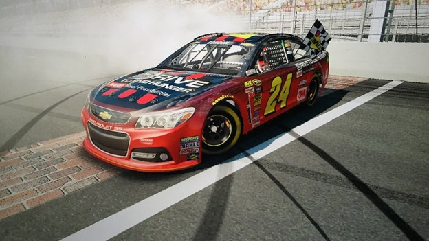NASCAR '15 Screenshot #9 for PS3