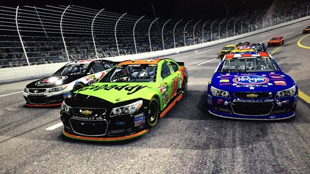 NASCAR '15 Screenshot #10 for PS3